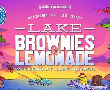 Lake Brownies & Lemonade
