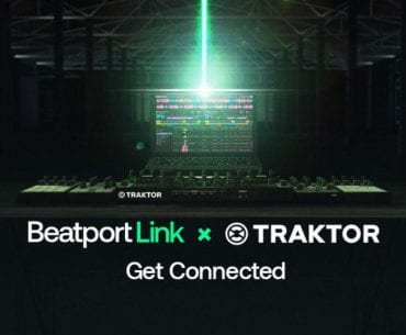 Beatport LINK Traktor Pro
