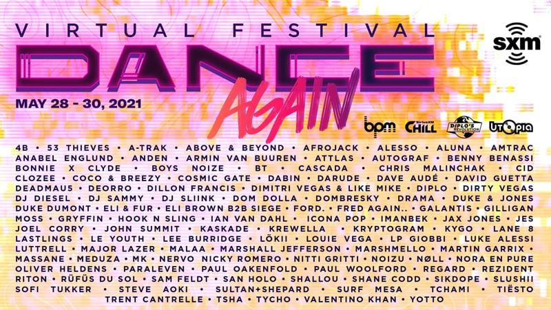 Dance Again Festival 2021
