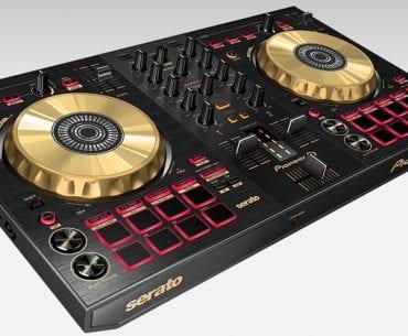 Pioneer DJ DDJ-SB3-N Gold Edition
