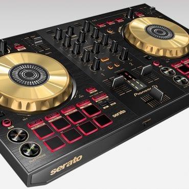 The Pioneer DJ DDJ-SB3-N Gold Edition Has Returned