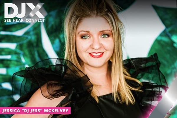 """Jessica """"DJ Jess"""" McKelvey"""