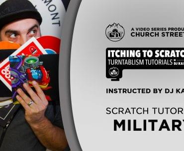 dj tutorial military