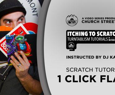 dj tutorial 1 click flare