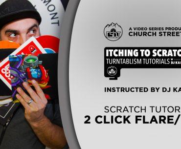 dj tutorial 2 click flare orbit