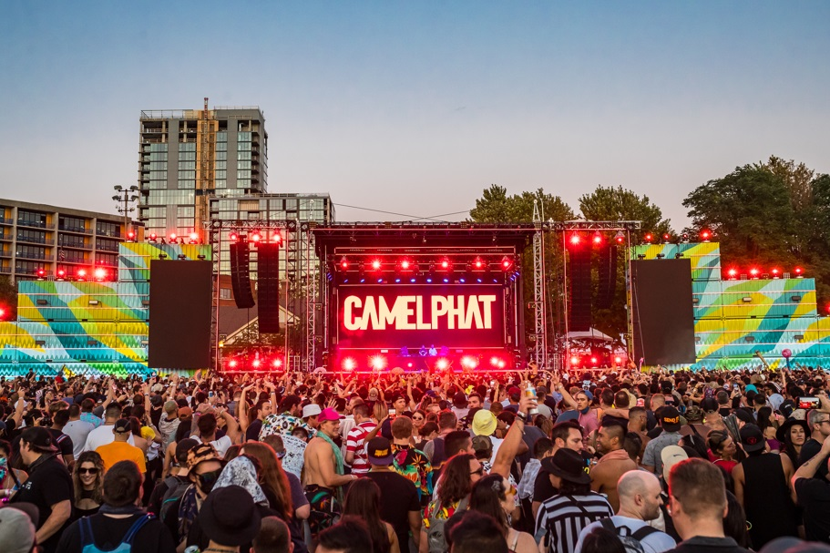arc festival camelphat