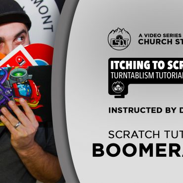 Itching To Scratch Tutorial: Boomerangs